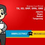 Guru Les Privat | Kursus Private TK SD SMP SMA Ke Rumah di Jakarta, Bekasi, Depok, Tangerang