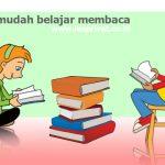 Cara Mudah Belajar Membaca