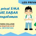 Les Privat SMA   Guru Private di Jakarta Bekasi Depok Tangerang Bogor